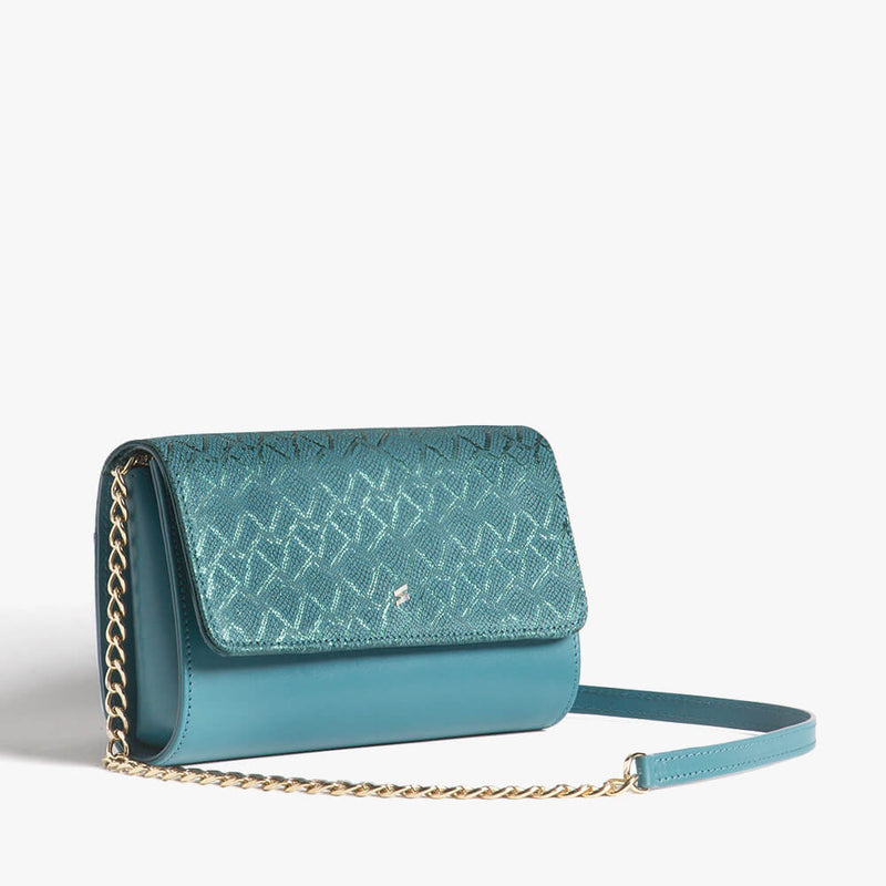 Crossbody Paris Green