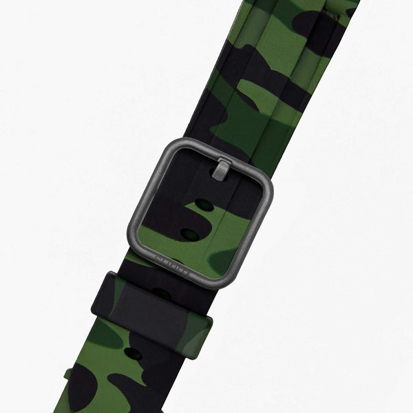 Bracelet Apple watch Sport Green Camo