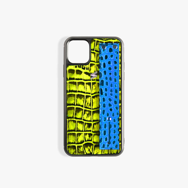 Iphone 11 Pro Hülle Benny Strap Yellow