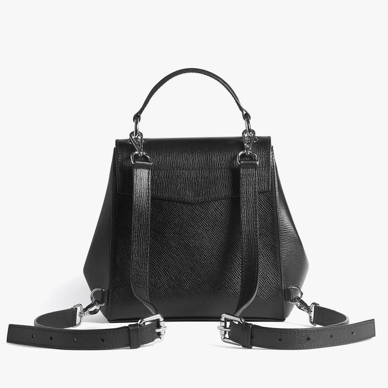 Backpack Corteccia Black