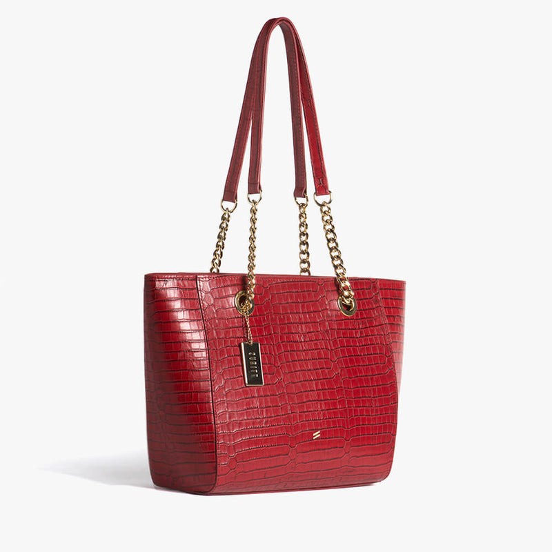Tote Sidney Red