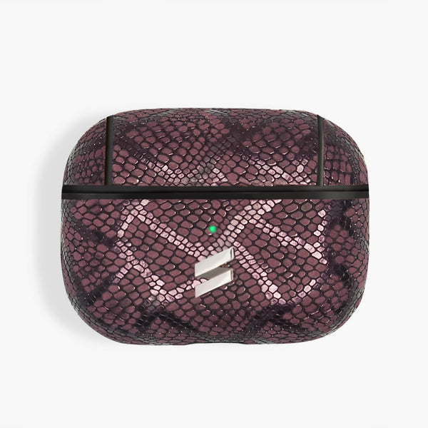 AirPods Pro Case Paris Burgundy