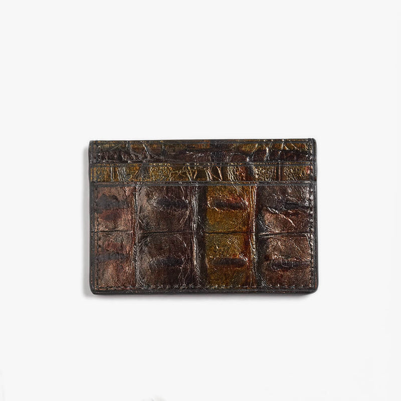 Card Holder Barber Oro