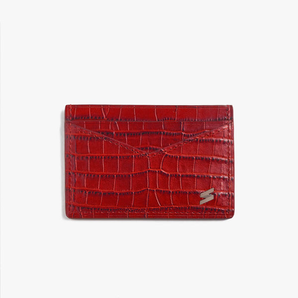 Porte-cartes Sidney Red