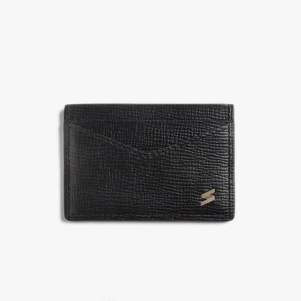Card Holder Corteccia Black