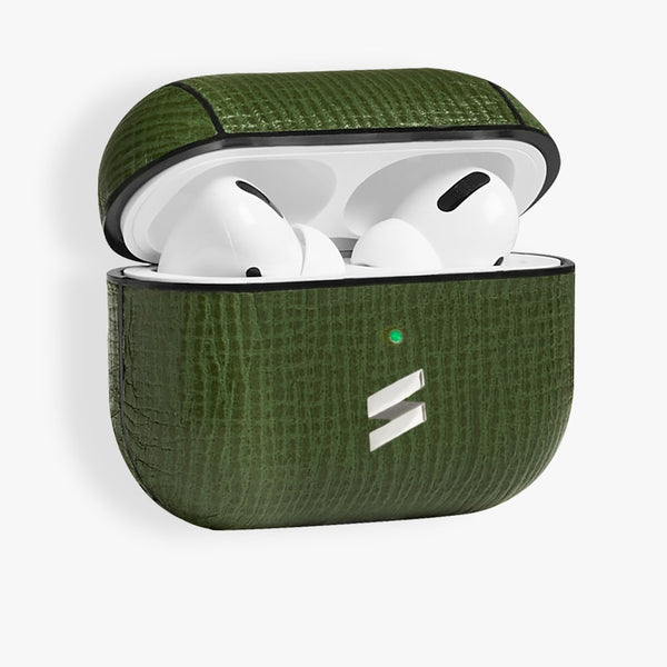 AirPods Pro Hoes Corteccia Green