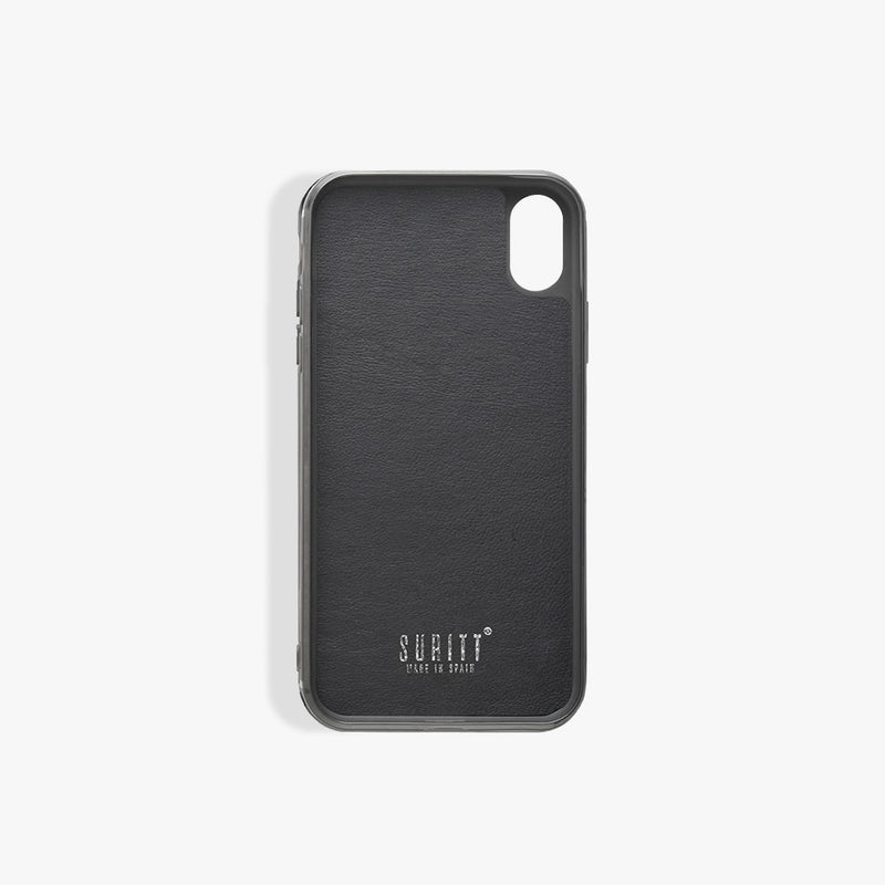 Funda iPhone Xs Houdini Black
