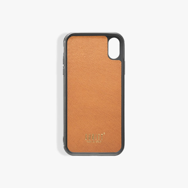 iPhone Xr Case Rio Saddle Brown