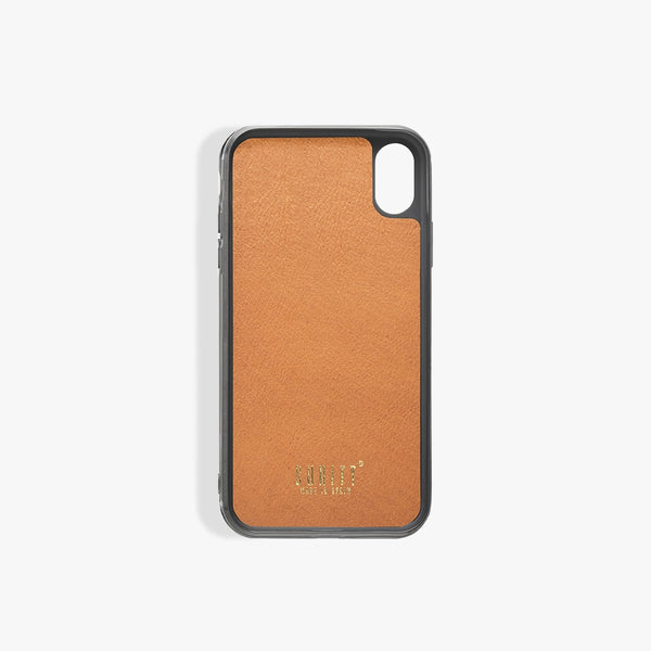 iPhone Xs Case Rio Saddle Brown