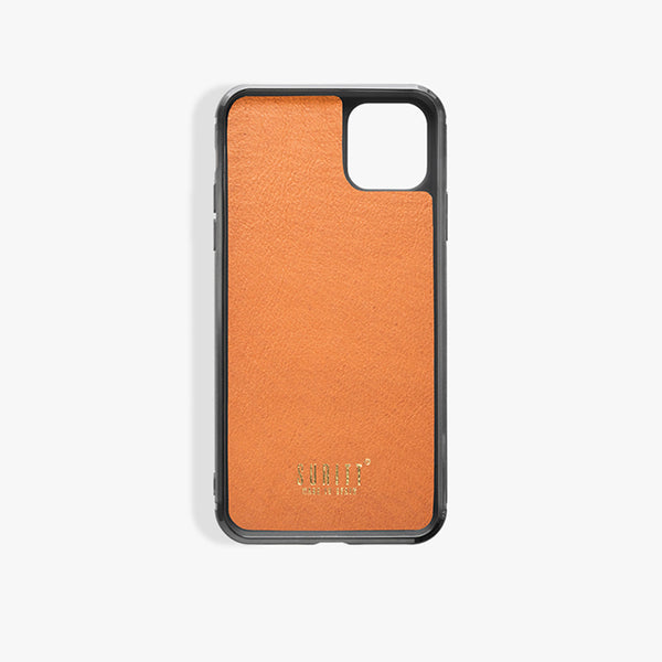 iPhone 11 Pro Max Case Rio Saddle Brown