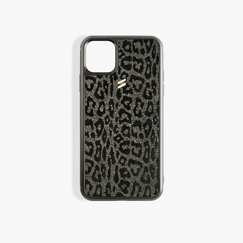 Funda iPhone 11 Pro Max Leo Black