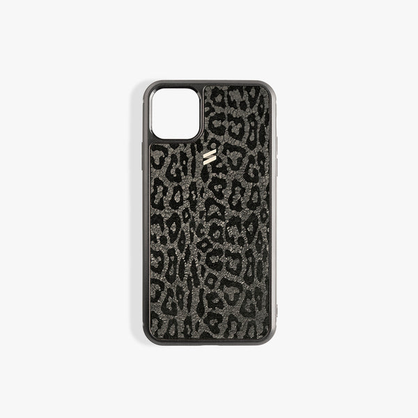 Funda iPhone 11 Pro Leo Black