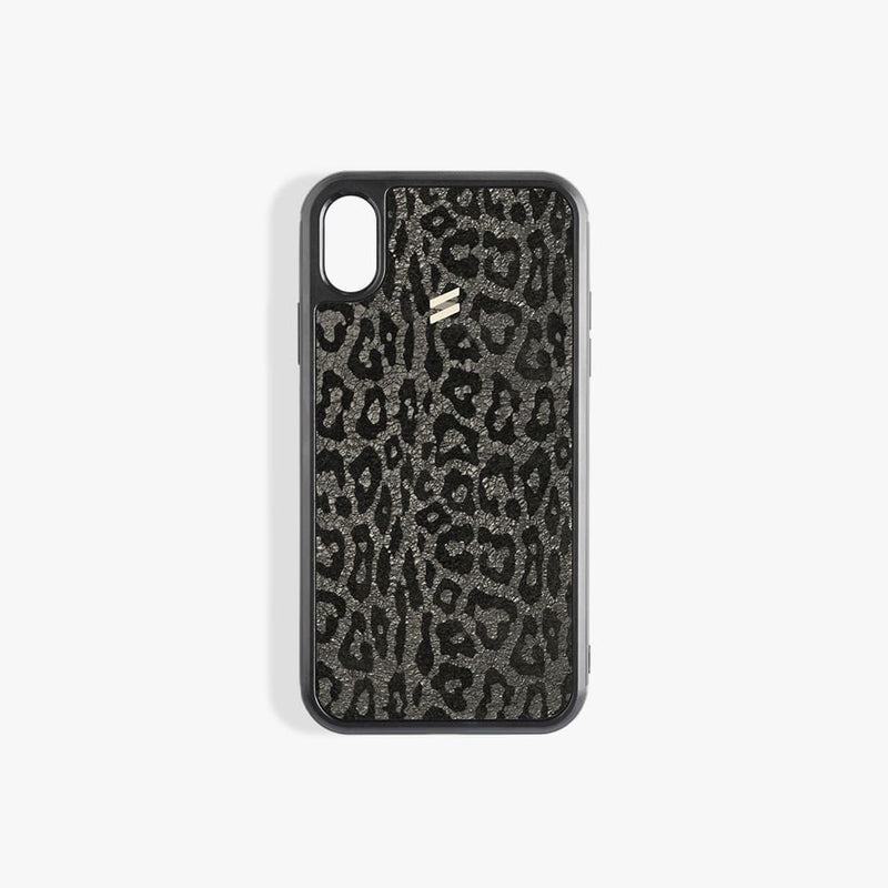iPhone X Case Leo Black
