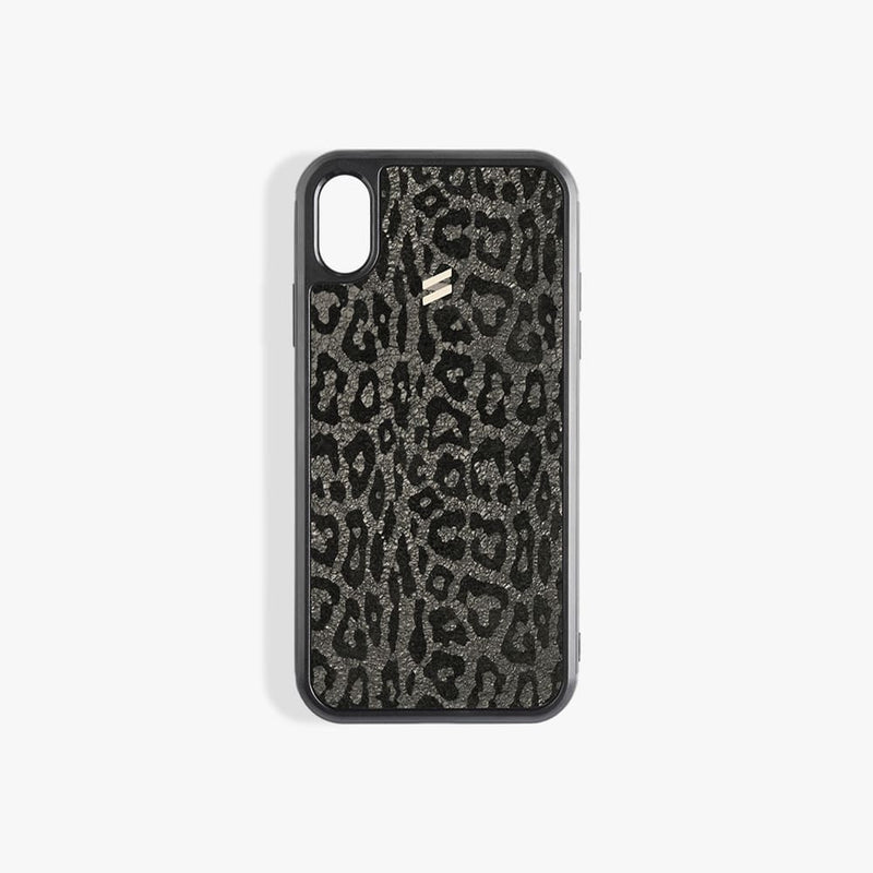 iPhone Xr Case Leo Black