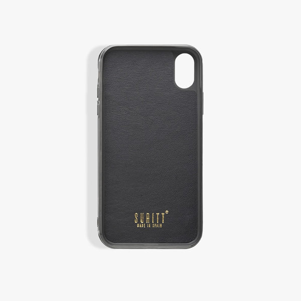 iPhone Xs Max Case Leo Black