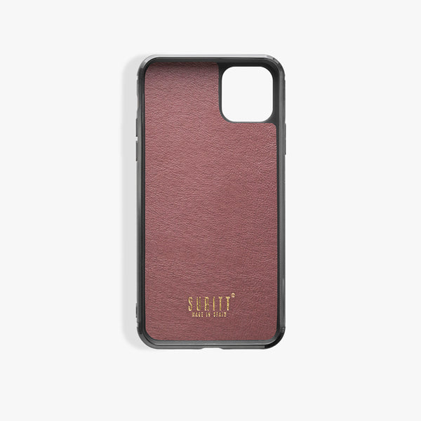 Coque iPhone 11 Pro Max Paris Burgundy