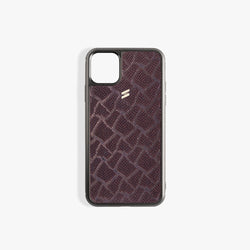 iPhone 11 Pro Case Paris Burgundy