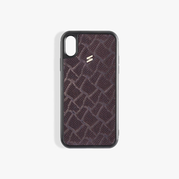 iPhone Xr hoesje Paris Burgundy