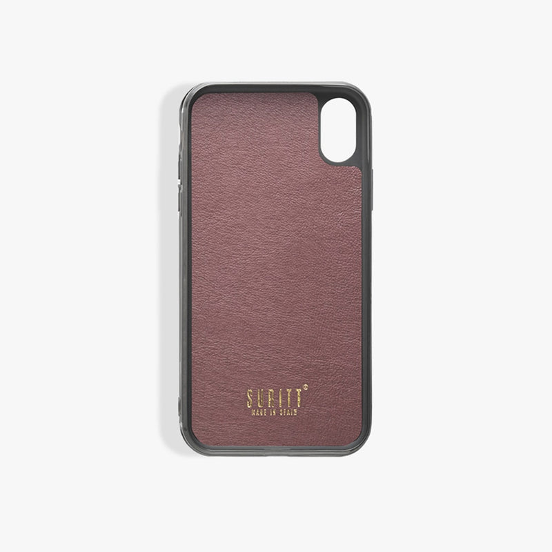 iPhone Xs Max Case Paris Burgundy