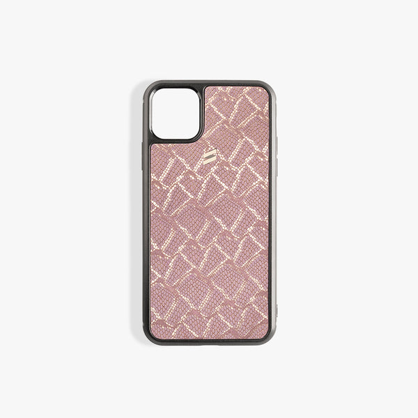 Coque iPhone 11 Pro Paris Pink