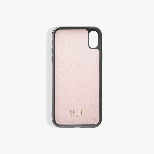 Coque iPhone Xr Paris Pink