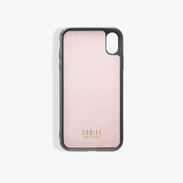 iPhone Xs Max hoesje Paris Pink