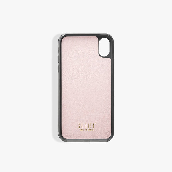 iPhone Xs hoesje Paris Pink