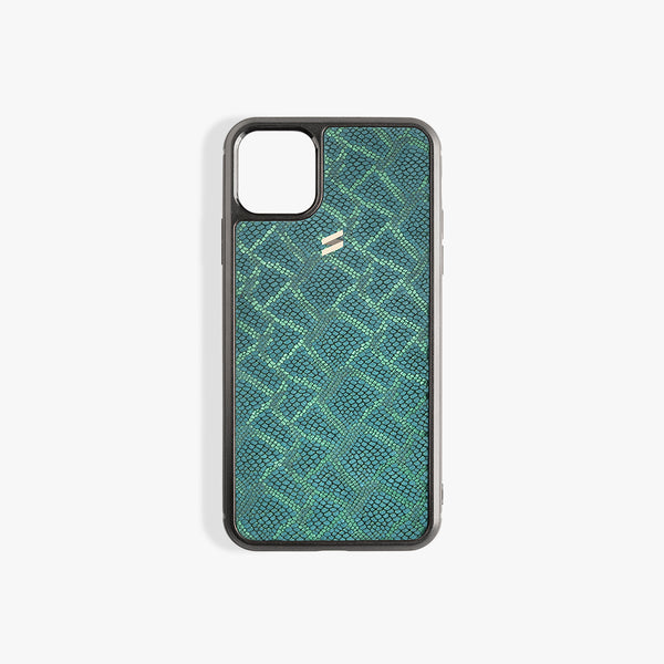 iPhone 11 hoesje Paris Green