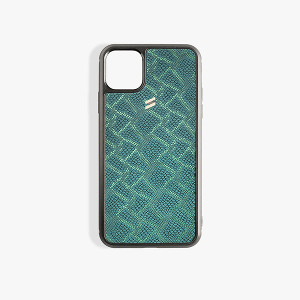 iPhone 11 Pro Max Case Paris Green