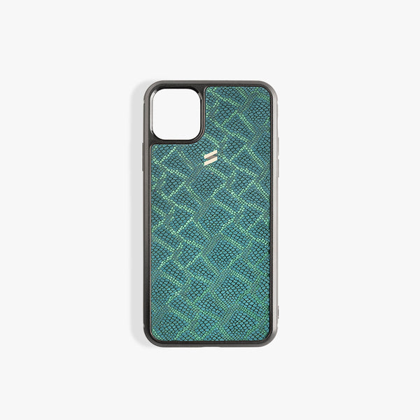 Coque iPhone 11 Pro Paris Green