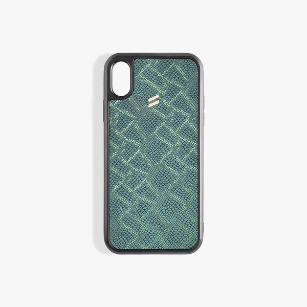 Funda iPhone Xr Paris Green