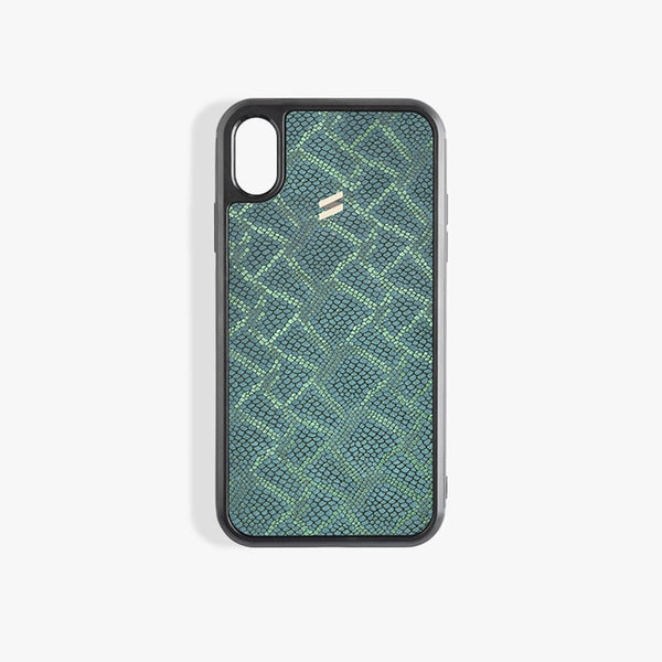 iPhone Xs Max hoesje Paris Green
