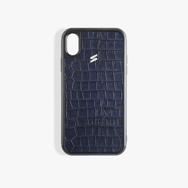 Funda iPhone Xs Max Sidney Blue