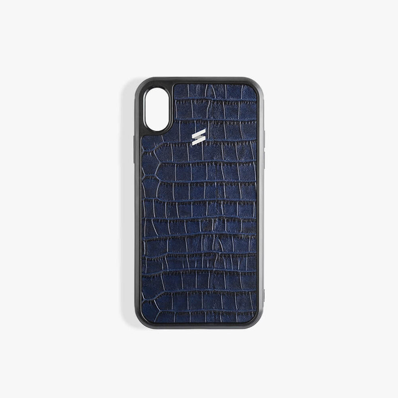 iPhone Xs Case Sidney Blue