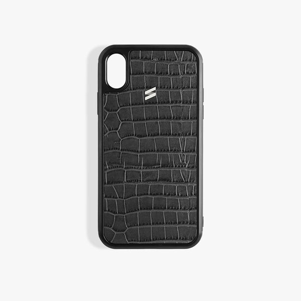 Funda iPhone Xs Max Sidney Black