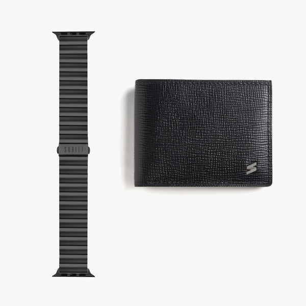 Gift Pack Berlin + Wallet Black