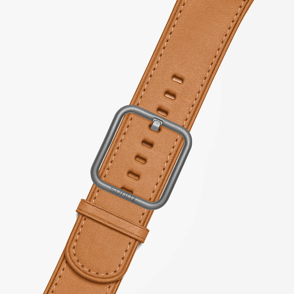 Watch Strap Rio Saddle Brown