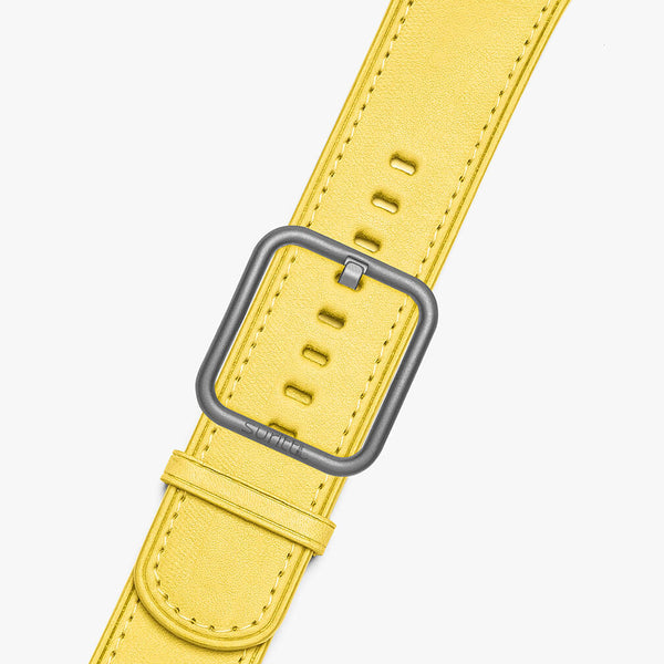 Watch Strap Rio Spring Yellow