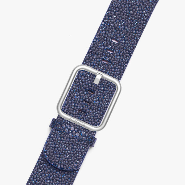 Horlogeband New Wonder Midnight Blue