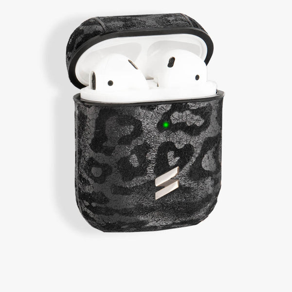 Funda Airpods Leo Black