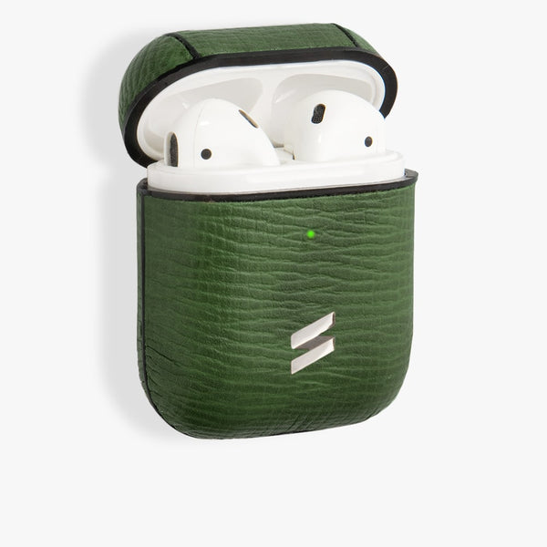 Coque Airpods Corteccia Green