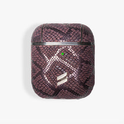 AirPods Case Paris Burgundy