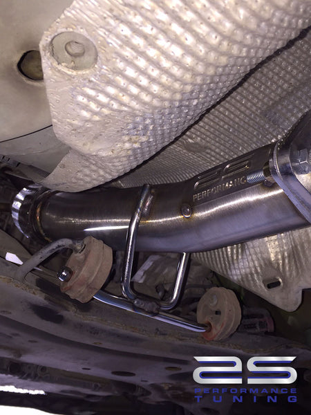 AIRTEC Motorsport Ford Focus MK2 Decat & Downpipe package - Car Enhancements UK