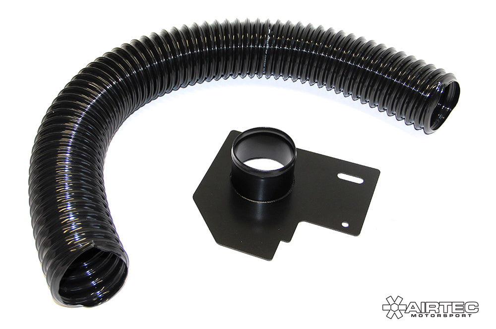 AIRTEC Group A Cold Air Feed - Engine Plate & Ducting for Focus ST225 - Car Enhancements UK