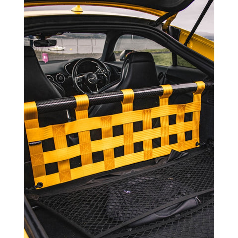 Rear seat delete net for Audi TT / TTS / TTRS 8S - Car Enhancements UK