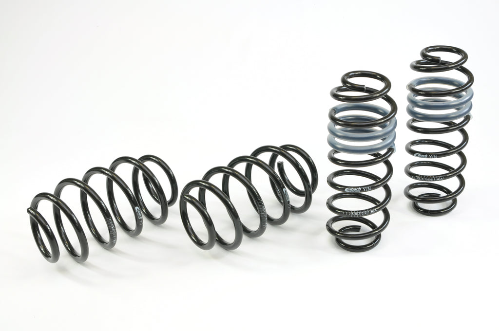 Eibach Pro-Kit lowering springs for Fiesta 1.0 EcoBoost & MK7 - Car Enhancements UK