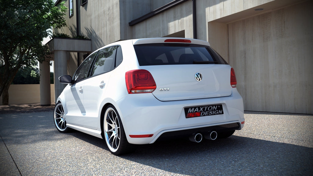 REAR DIFFUSER VW POLO MK5 GTI (2009-2014)