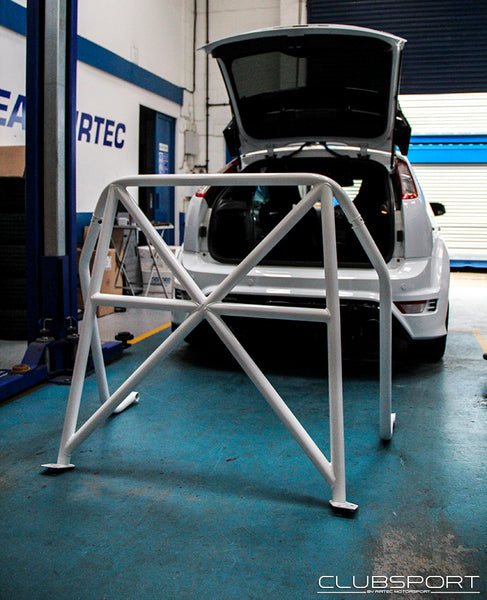 Clubsport by AutoSpecialists Bolt In Show Cage for Focus RS/ST Mk2 - Car Enhancements UK