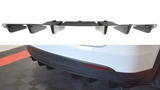 REAR DIFFUSER TESLA MODEL X (2015-) - Car Enhancements UK