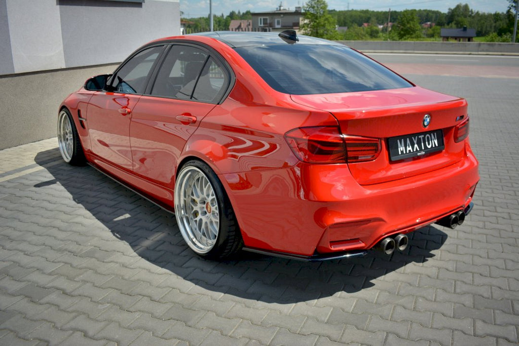 SIDE SKIRTS DIFFUSERS V.1 BMW M3 F80 (2014-18)
